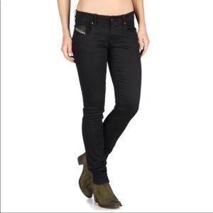Diesel Grupee 25/32 black light weight jeans